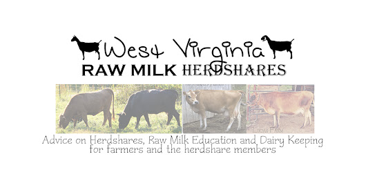 Moving on and West Virginia's Department of Agriculture's Stance on Herdshares in 2017