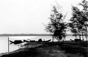 Chiều bến sông