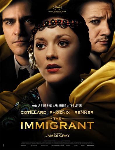 Ver The Immigrant (Sueños de Libertad) (2013) Online