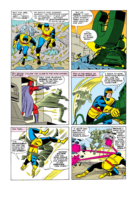 Uncanny X-Men (1963) 6 Page 15