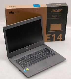 Jual Acer E5-473G Bekas
