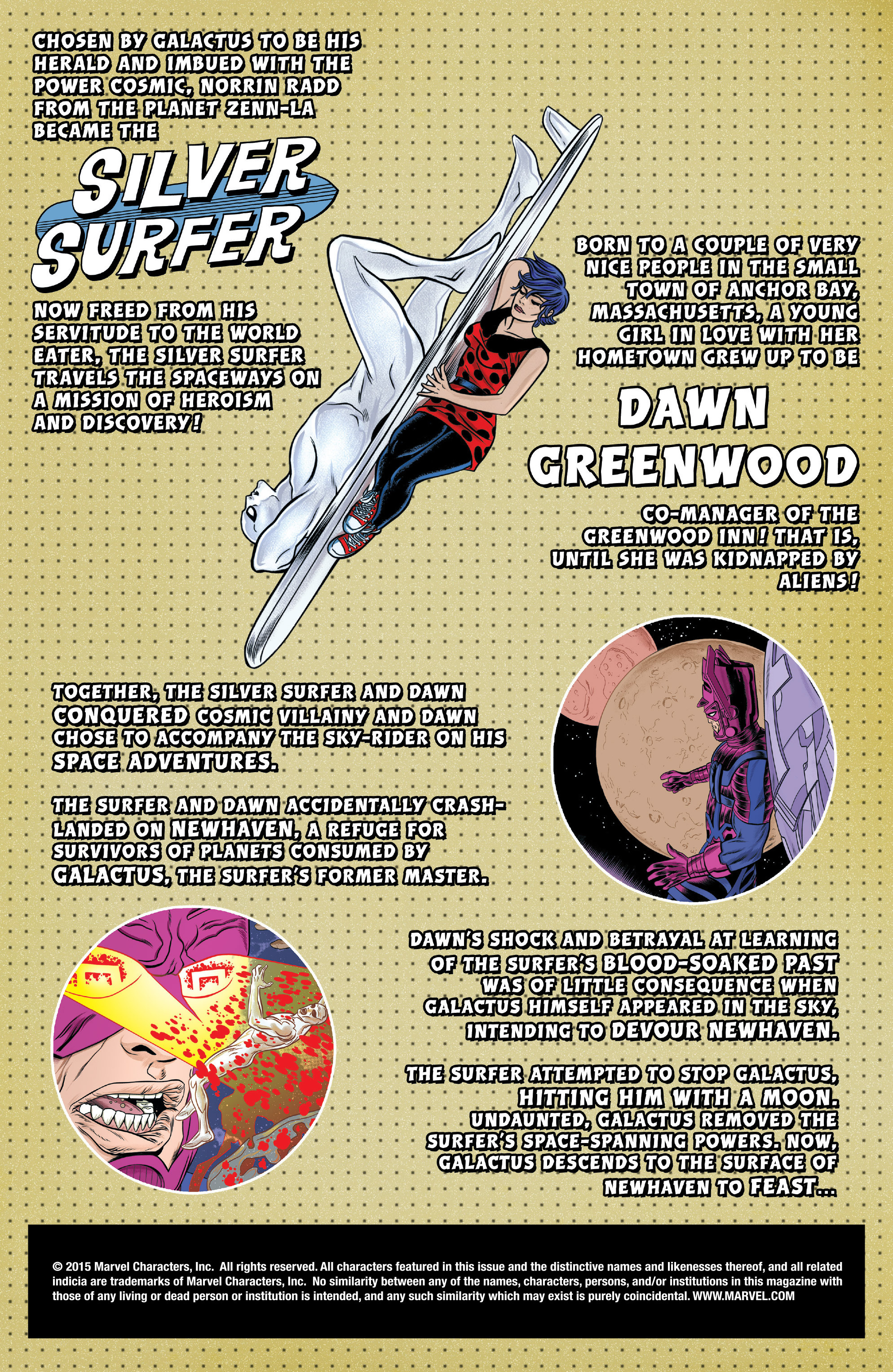 Read online Silver Surfer (2014) comic -  Issue #10 - 2