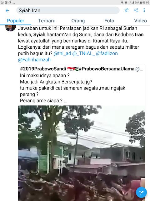 Indonesia Di ambang di Suriah-kan