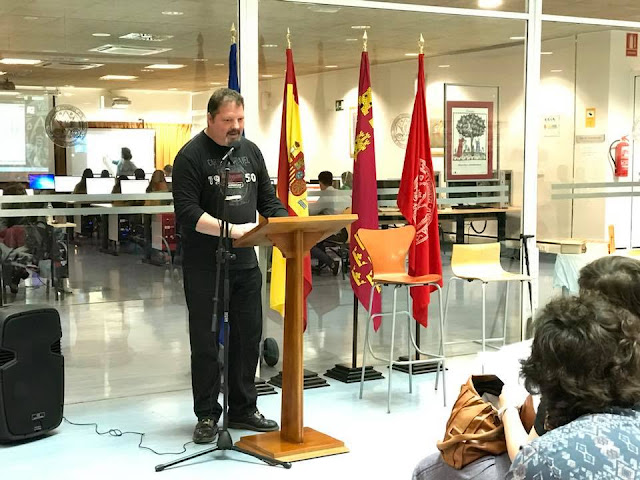 """Hoy en la BUMU recital presentación """"el vuelo del flamenco"""""""