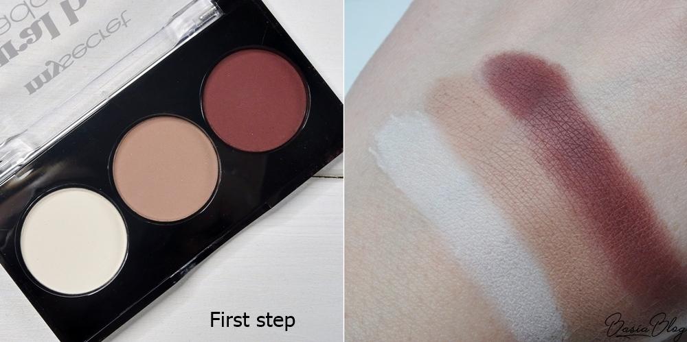 paleta cieni My Secret First step, My Secret Natural Beauty Eyeshadow Palette