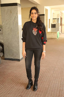 Regina Candra Picture Gallery in Black Jeans at Infinity Ride 2016 Curtain Raiser Pressmeet ~ Bollywood and South Indian Cinema Actress Exclusive Picture Galleries