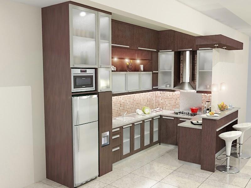 Dekorasi Dapur Minimalis Modern