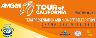 Tour of California Team Presentation