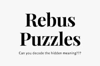 Rebus Puzzles Main Page