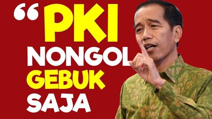 Pengepungan Kantor LBH, Kata Jokowi: Jangan Main Hakim Sendiri! Dulu Bilang Gebuk PKI Pak ?