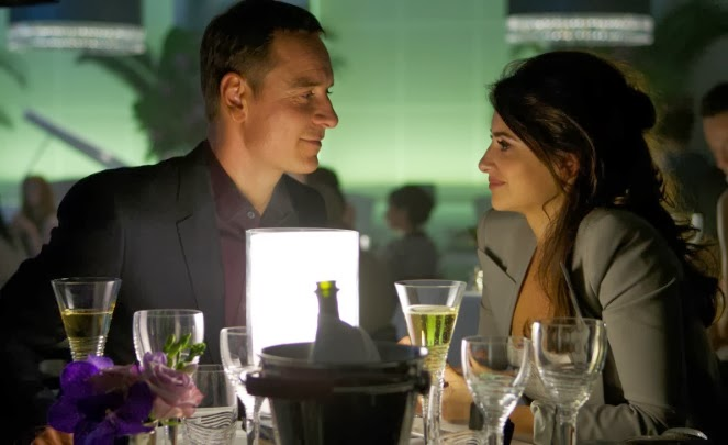 Michael Fassbender and Penelope Cruz