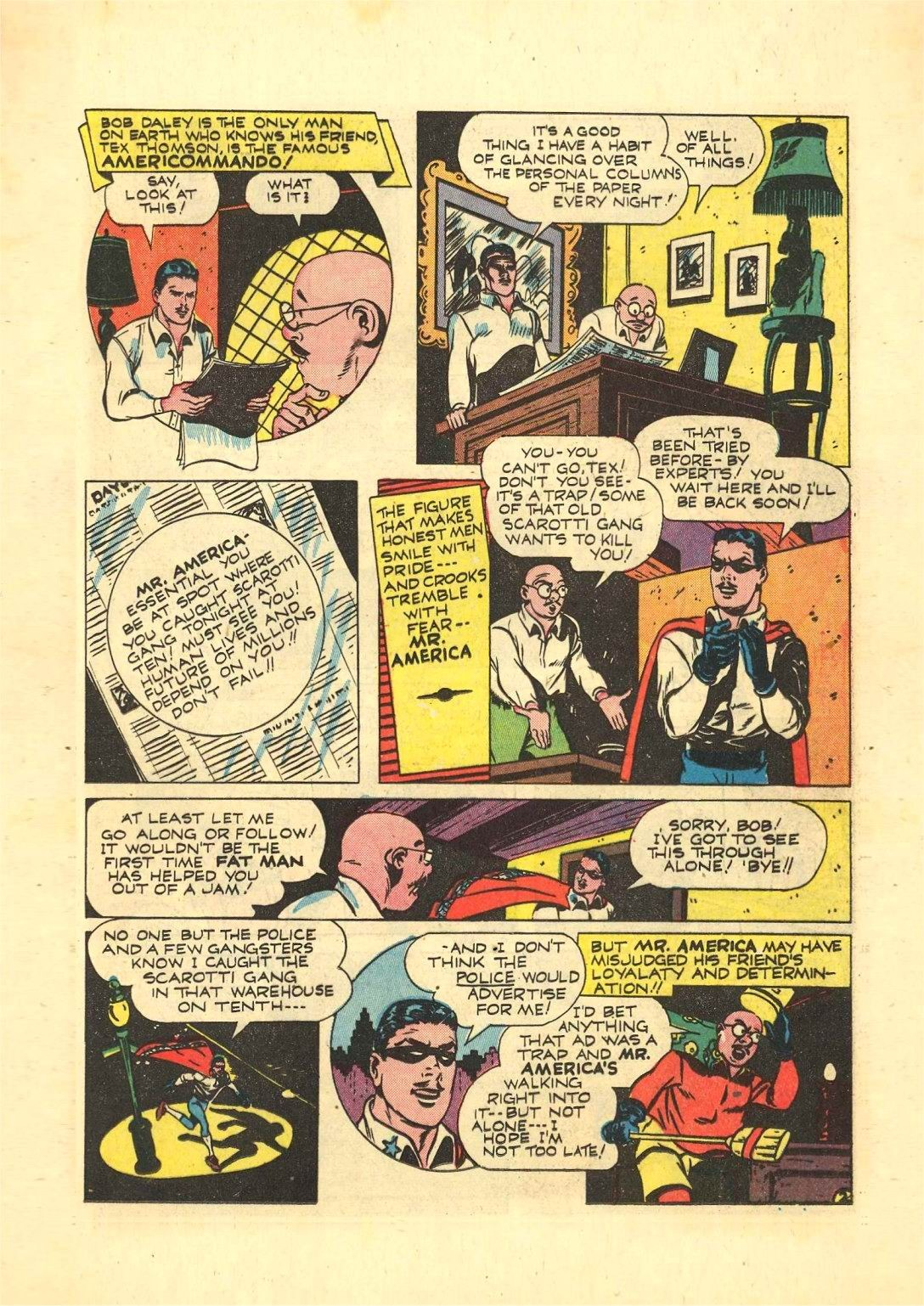 Read online Action Comics (1938) comic -  Issue #54 - 38