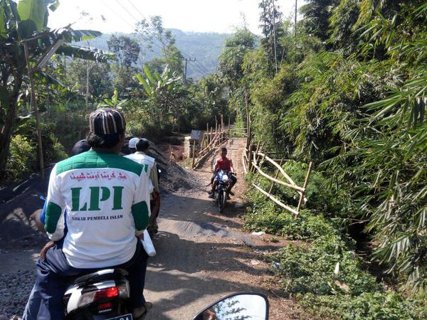 Di Daerah Pedalaman Sumatra, FPI Berhasil Islamkan 32 Keluarga