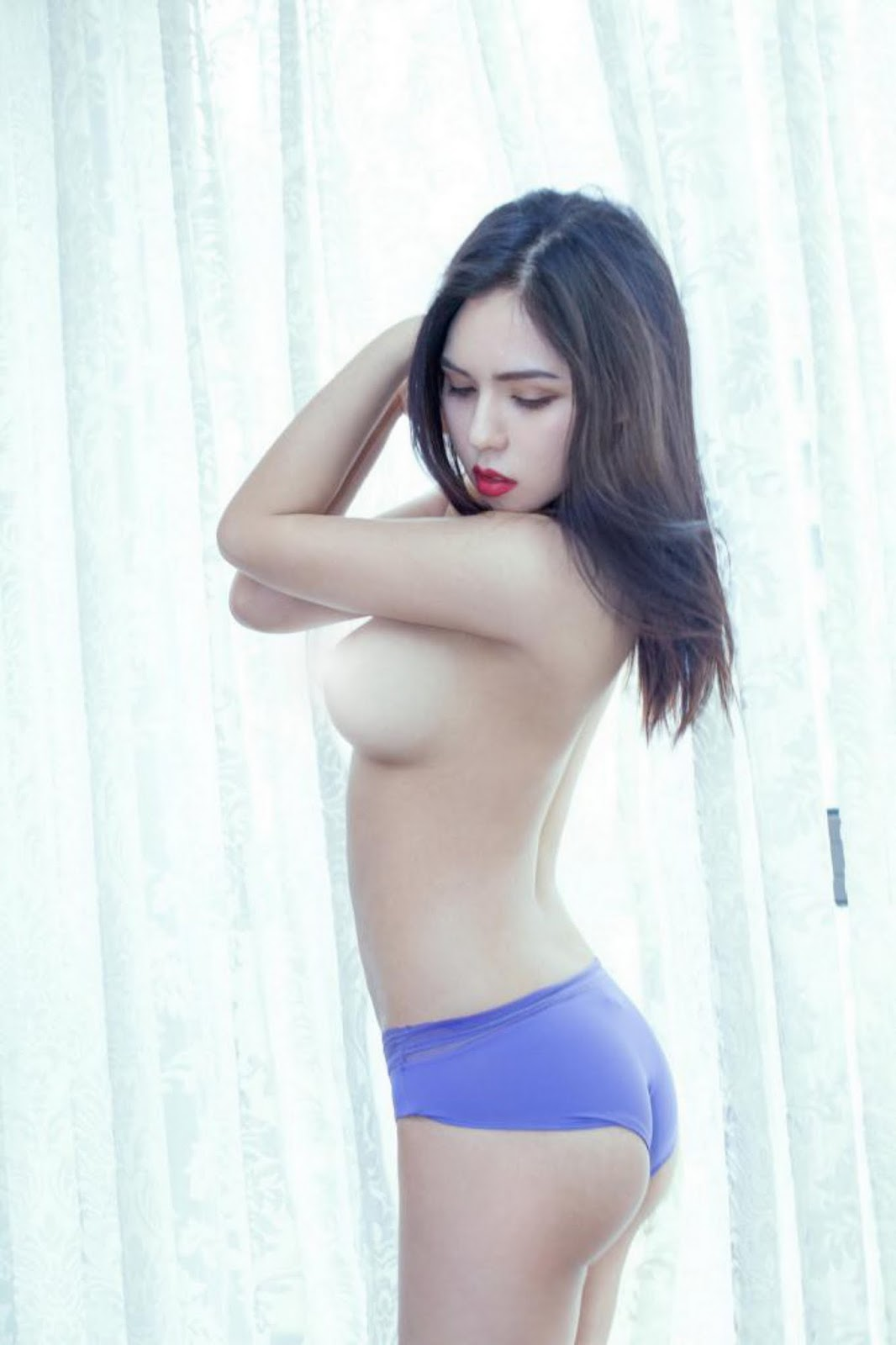 42 - Lake Model Sexy TUIGIRL NO.52 Hot