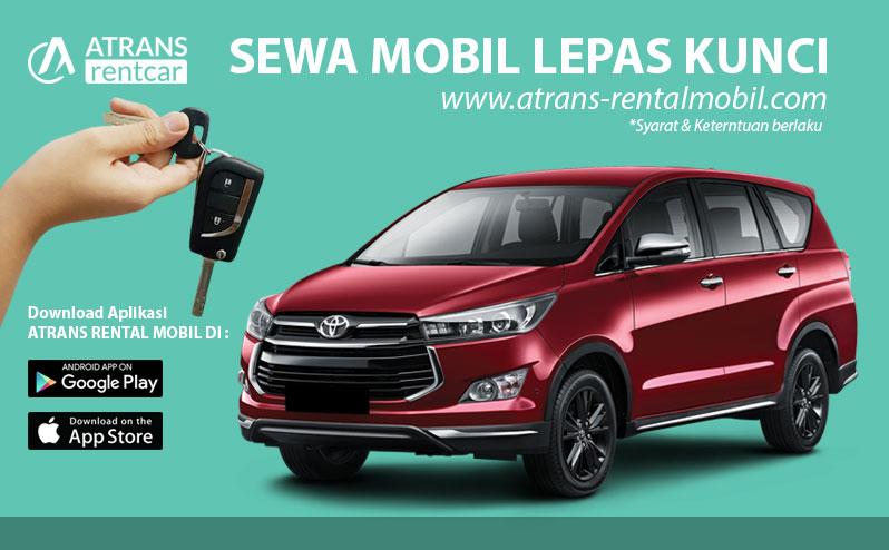 Sewa Mobil Lepas Kunci murah Jakarta