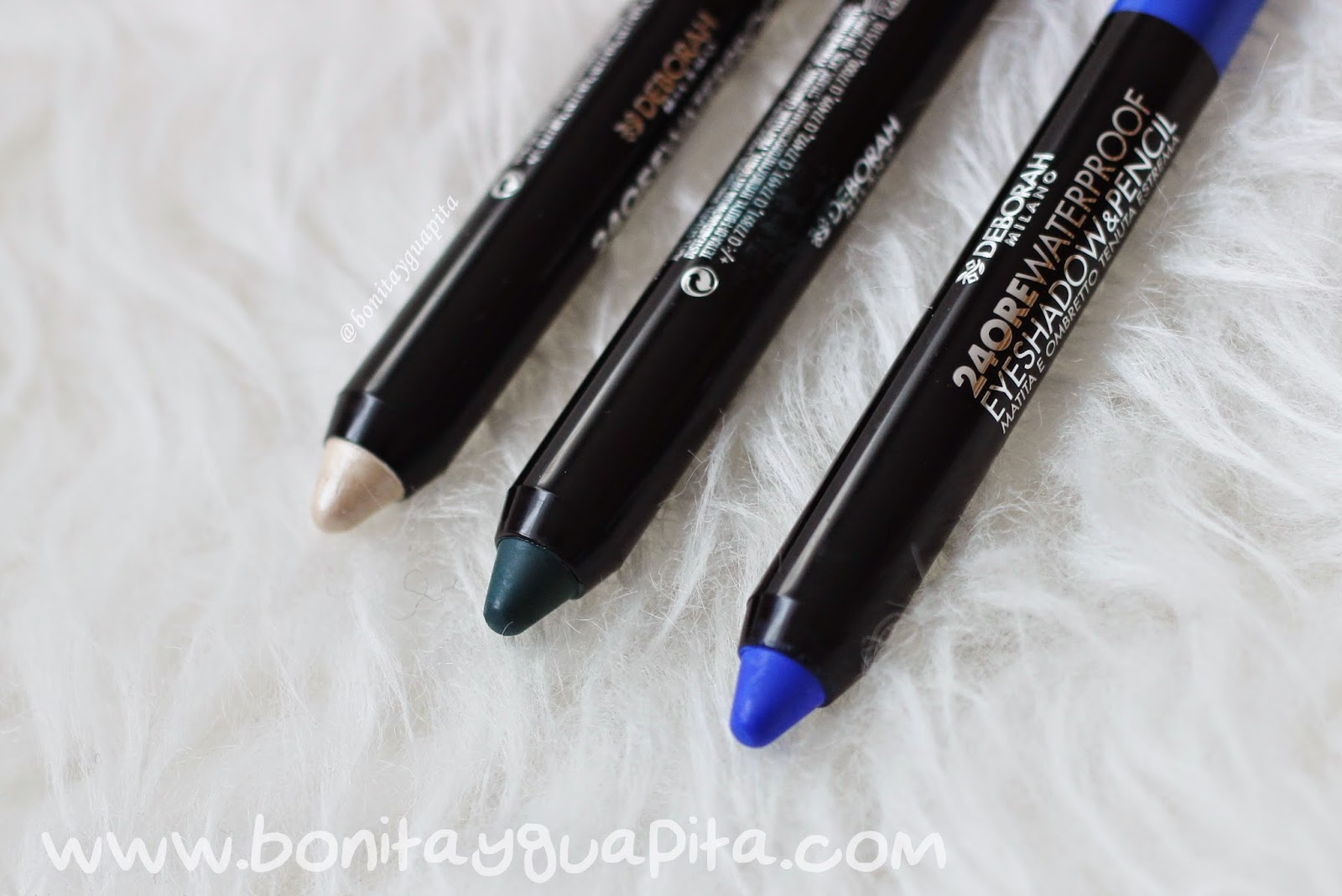 24 ore waterproof eyeshadow & pencil