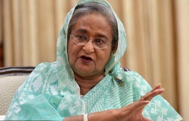 बांग्लादेश की पीएम शेख हसीना ने अटल बिहारी वाजपेयी के निधन पर दुख व्यक्त किया