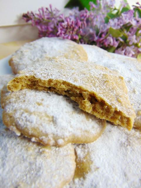 Ekspresowe ciastka owsiane z cynamonem
