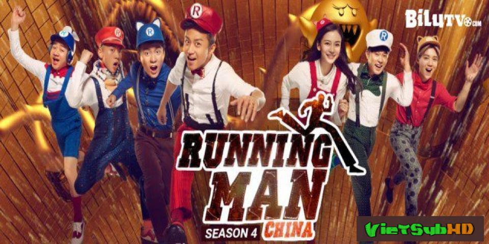 Phim Running Man Bản Trung Quốc Season 4 Tập 12 VietSub HD | Hurry Up Brother Season 4 2016