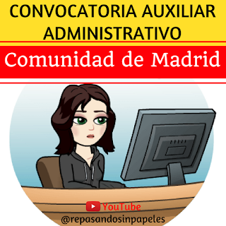 convocatoria-auxiliar-administrativo-madrid