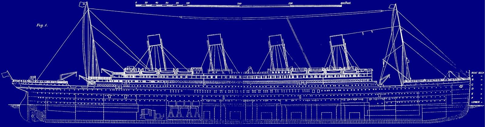 Dibarqepi blueprints blueprint del titanic malvernweather Gallery