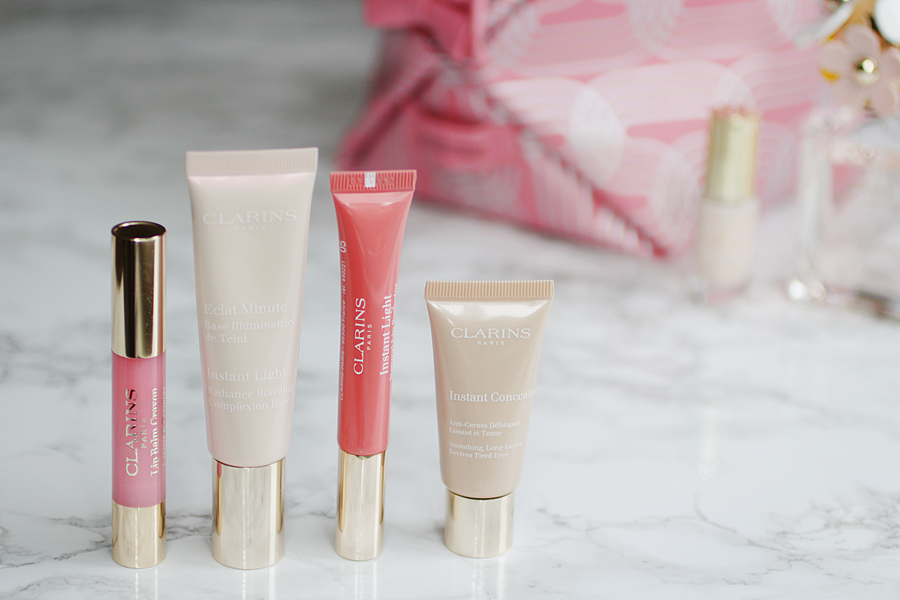 clarins review