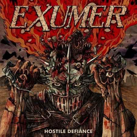 "EXUMER: Νέο άλμπουμ τον Απρίλιο. Ακούστε το ""Hostile Defiance"""
