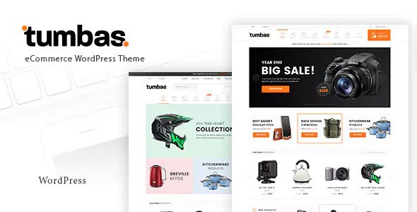 Responsive Woocommerce WordPress Theme Free Download Tumbas v1.5 – Responsive Woocommerce WordPress Theme Download