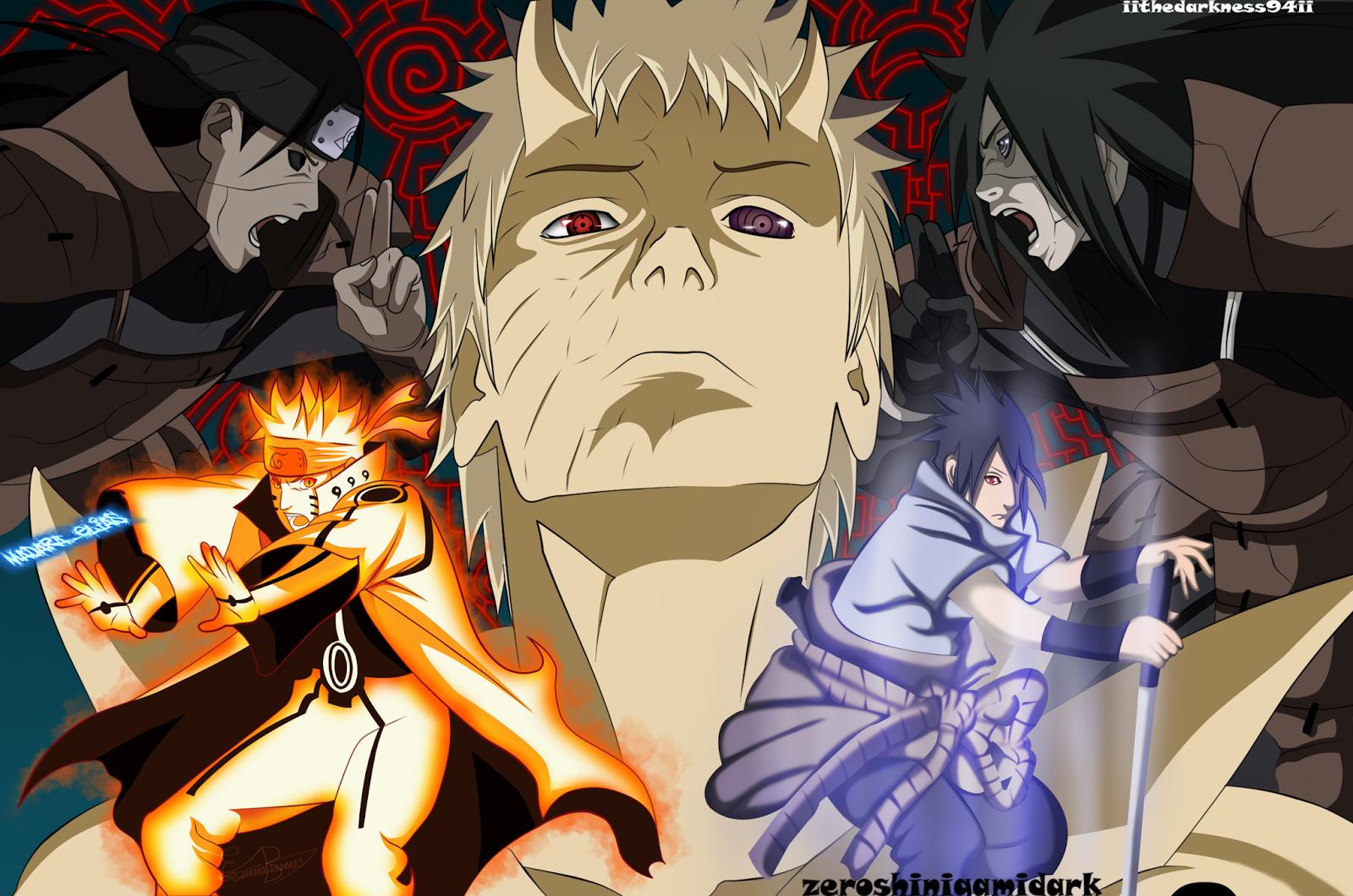 Dari Pesaing Terdekat Nya Yaitu One Piece Naruto Mempunyai Nilai Lebih Diantaranya 1 Karakter Yang Bagus 2 Jurus Keren