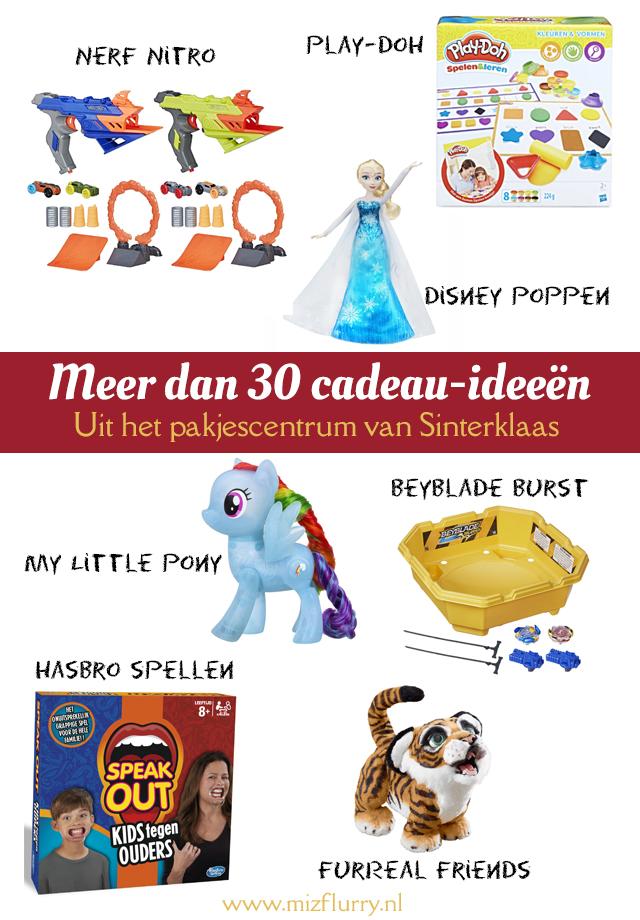 Moet je de verlanglijstjes vullen, maar ben je inspiratieloos? Neem dan een kijkje bij deze lijst met ruim dertig cadeau-ideeën voor Sinterklaas of Kerst!