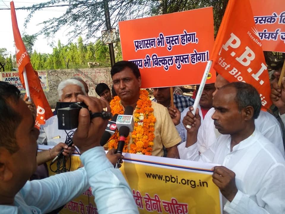 Satdev Dev Jain, Delhi, Loksabha Elections-2019