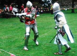 Magna Carta sword fight Rochester