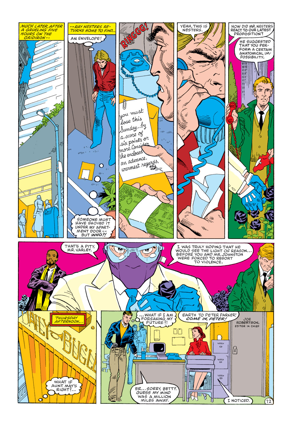 The Amazing Spider-Man (1963) 253 Page 12