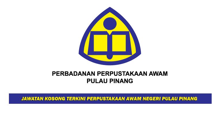 Jawatan Kosong di Perpustakaan Awam Pulau Pinang