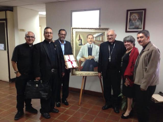Cardenal Porras presenta este viernes ante el Vaticano expediente del milagro del doctor José Gregorio Hernández