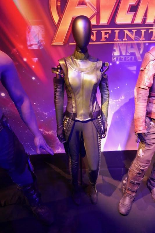 Pom Klementieff Avengers Infinity War Mantis movie costume