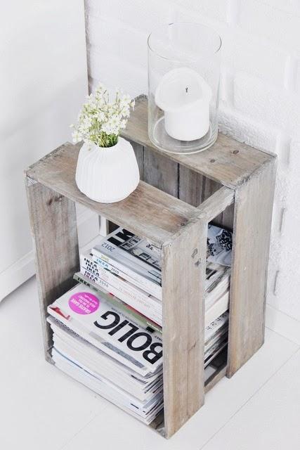 DIY, drewniana skrzynka, zrób to sam, pomysł, inspiracja, home decor