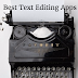 9 Best Text Editing Apps for iPhone & iPad 2019