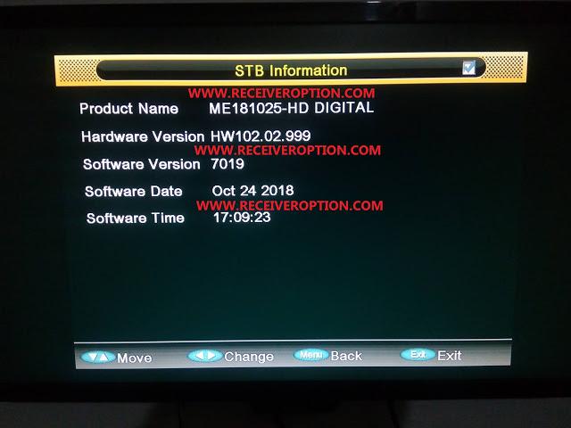NEOSAT SX 1600 HD RECEIVER POWERVU KEY NEW FIRMWARE
