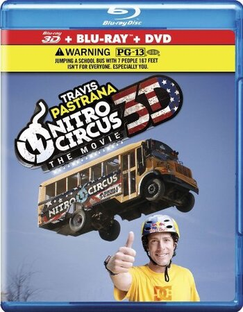 Nitro Circus The Movie (2012) Dual Audio Hindi 480p BluRay 300MB Movie Download