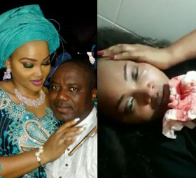 Lanre Gentry publicly apologizes to wife Mercy Aigbe-Gentry