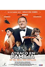Atraco en familia (2017) BDRip m720p Español Castellano AC3 2.0 / Frances AC3 5.1