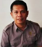 <b>Open House, Wakil Ketua DPRD Kota Bima Ungkap Makna Idul Fitri</b>