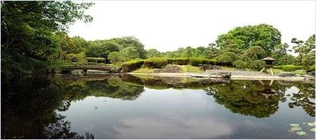 อุทยานในพระราชวังอิมพีเรียล (Imperial Palace)