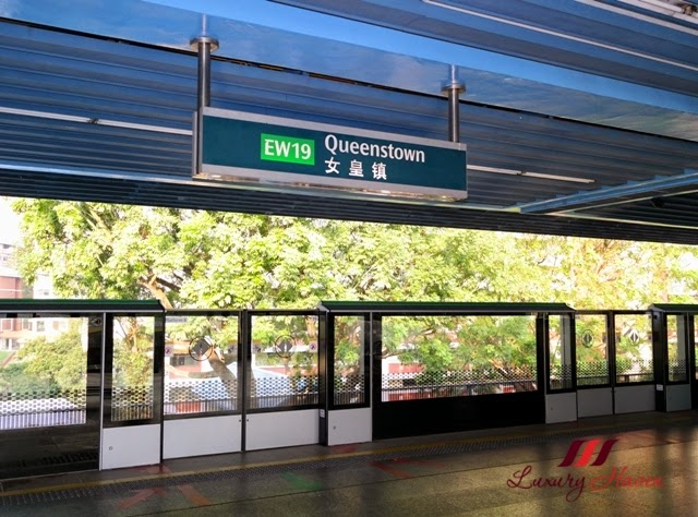 singapore queenstown mrt station