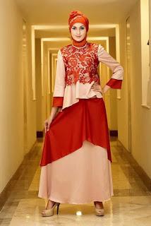gamis pesta,model kebaya pesta,kebaya modern pesta,baju organdi,Busana Muslim Pesta,Baju Pesta Muslim,