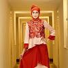Gambar Baju Muslim Pesta Modis Inspiratif Dan Syar'i