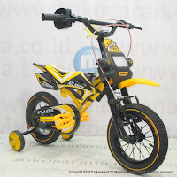 12 Inch Atlantis 105 Motocross Kids Bike