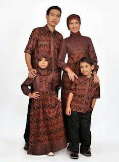 Sarimbit batik minimalis