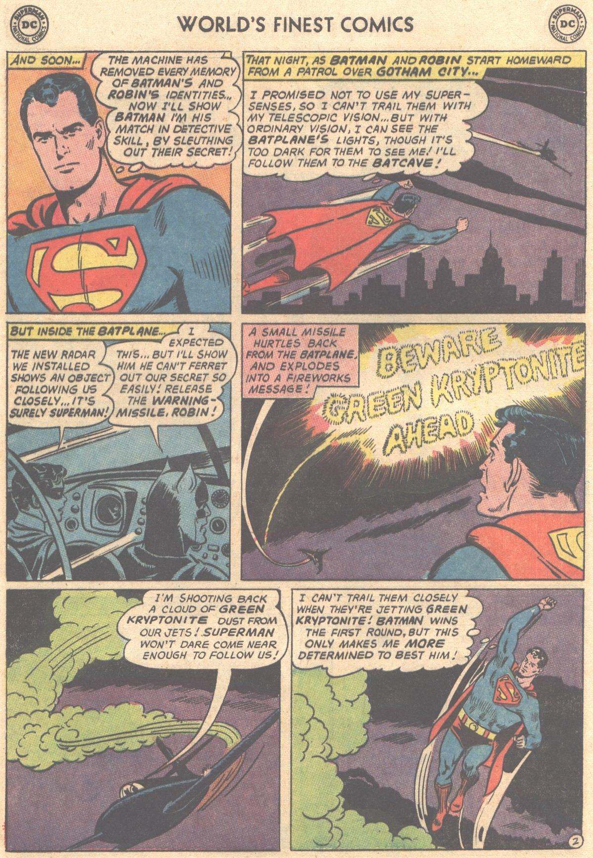 Read online World's Finest Comics comic -  Issue #149 - 16